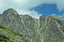 Free Height Tatras Royalty Free Stock Photography - 15640127
