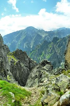 Free Height Tatras Stock Photos - 15640203