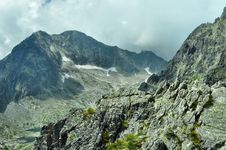 Free Height Tatras Royalty Free Stock Photography - 15640227