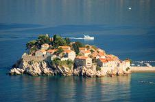 Free Sveti Stefan, Montenegro Royalty Free Stock Photo - 15640305