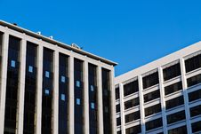 Free Classical Office Buildings In Washington DC. Royalty Free Stock Photography - 15641067