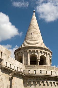 Free Tower Of Fishermen S Bastion Royalty Free Stock Image - 15641196