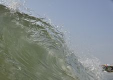 Free Wave Royalty Free Stock Photos - 15641278