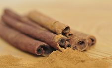 Free Cinnamon Stock Photos - 15641313