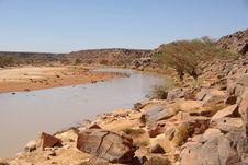 Free River In Libya Stock Photo - 15641480