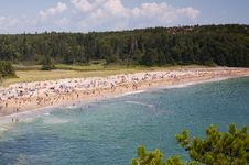 Free Sand Beach Stock Photo - 15642120