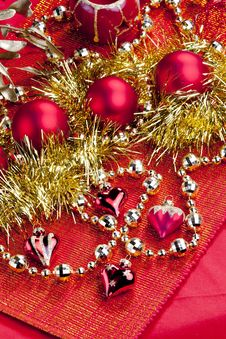 Free Christmas Still Life Royalty Free Stock Photos - 15642308