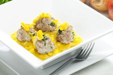 Free Meat Balls Royalty Free Stock Image - 15642316