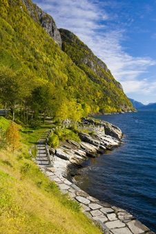 Free Landscape In Norway Royalty Free Stock Photo - 15642425