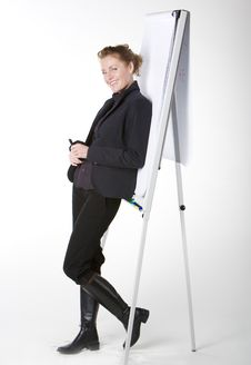Free Businesswoman Royalty Free Stock Photography - 15642447