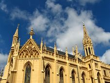 Free Neo-gothic Church Stock Image - 15643011