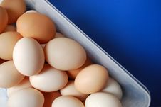 Free Chicken Eggs Stock Photo - 15643120