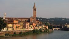 Free View Of Centre Of Verona Stock Photography - 15643172