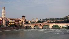 Free View Of Verona Stock Photo - 15643190