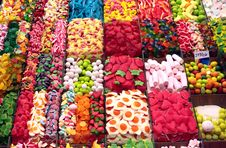 Free Candy Display Stock Images - 15644284