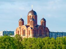 Free Orthodox Temple Stock Image - 15644331