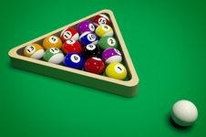 Free Billiards Stock Images - 15644694