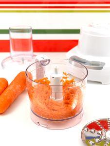 Free Food Processor Stock Photo - 15645060