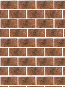 Free Red Brick Wall Royalty Free Stock Photos - 15645228