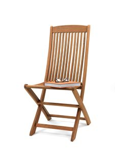 Free Deck Chair Royalty Free Stock Photography - 15645287