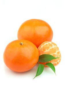 Free Tangerines Stock Image - 15646871