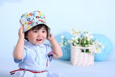Free Baby Girl Stock Photos - 15647183