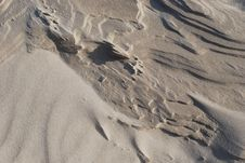 Free Sand Ripple Patterns Stock Image - 15648201