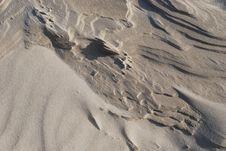Free Sand Ripple Patterns Stock Image - 15648201