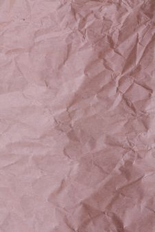Free Crushed  Paper Background Royalty Free Stock Photos - 15648658