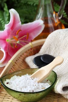 Free Spa Still Life Royalty Free Stock Images - 15649609