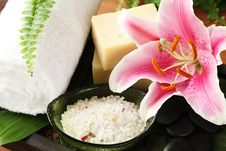 Free Spa Still Life Stock Images - 15649694