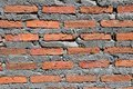 Free Red Brick Wall Stock Image - 15653821