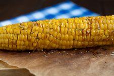 Free Corn On The Cob Stock Photos - 15650273