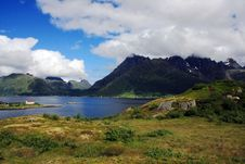 Free Miuntains In Norway Royalty Free Stock Photography - 15651247