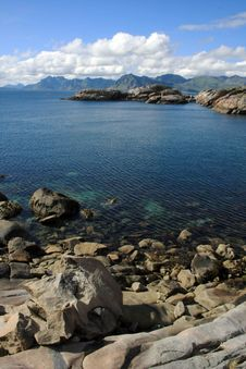 Free Lofoten Islands In Norway Royalty Free Stock Image - 15651406