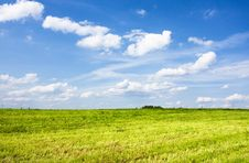 Free Summer Landscape Royalty Free Stock Photography - 15651547