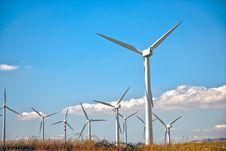 Free Renewable Energy Royalty Free Stock Image - 15651556