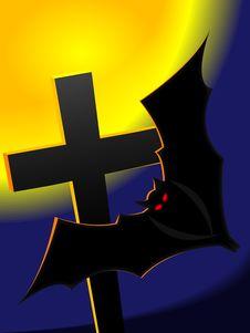 Free Bat Royalty Free Stock Photos - 15652368