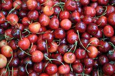 Free Cherries Stock Photography - 15653632