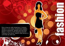 Free Fashion Shopping Female Royalty Free Stock Photos - 15654048