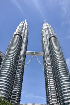 Free Twin Towers Stock Photos - 15654333