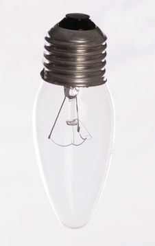 Free Candle Light Bulb Royalty Free Stock Photo - 15654755