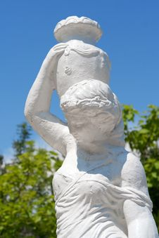 Female Sculpture Stock Images