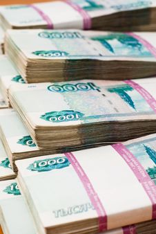 Free Stack Of Paper Money Royalty Free Stock Photos - 15655178