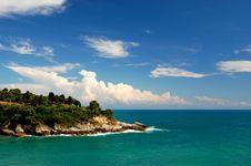 Free Cliff In Ulcinj, Montenegro Stock Image - 15655591