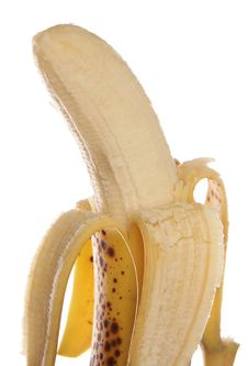 Free Peeled Banana Stock Image - 15655741