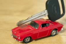 Free Car And Car Key Stock Photos - 15656003