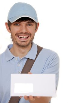Free Mail Delivery Stock Photography - 15657632