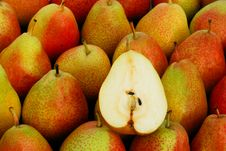 Free Juicy, Sweet Pears Stock Photography - 15658152