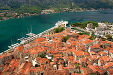 Free The Old Town Of Kotor, Montenegro Stock Photo - 15658190